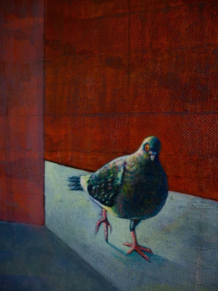 Ирландский художник. Eoin Byrne