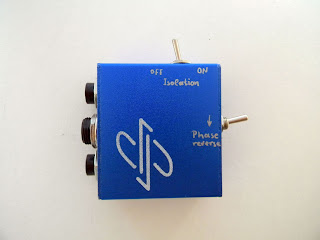 Ground Loop Isolator, Hum Eliminator, Buffer