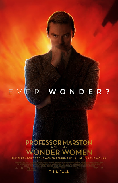 Professor Marston and the Wonder Women (2017) ταινιες online seires xrysoi greek subs