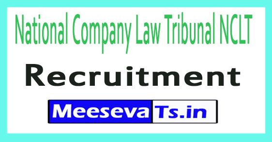 National Company Law Tribunal NCLT