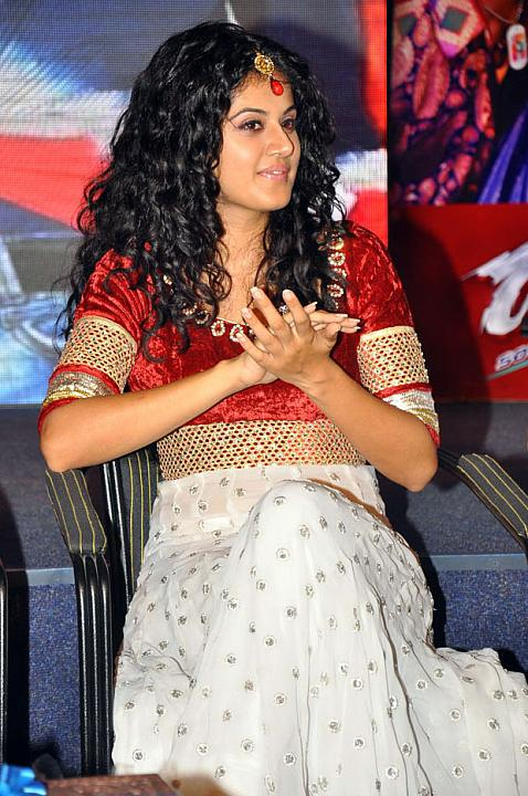 Tapsee Photos At Daruvu Audio Release Function