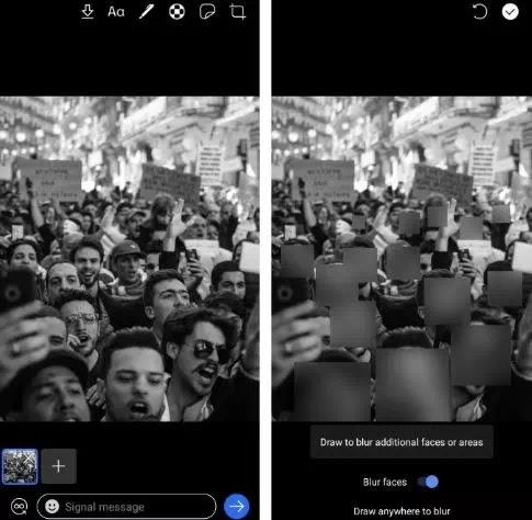 Aplikasi Blur Wajah Pada Foto dan Video-1
