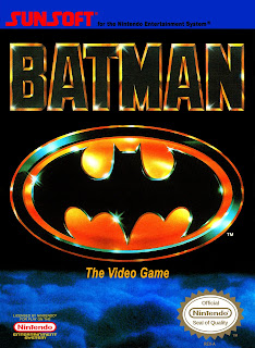 Sunsoft Batman