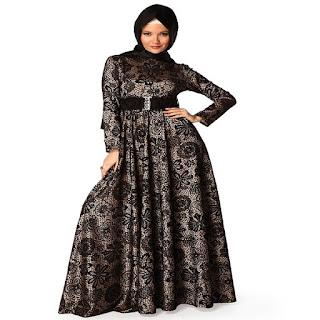 model baju hijab jubah