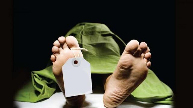 Cadáver desmembrado dentro de cajas de cartón