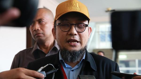 Novel Baswedan Merasa Sengaja Di-framing soal Bendera 'HTI' di KPK