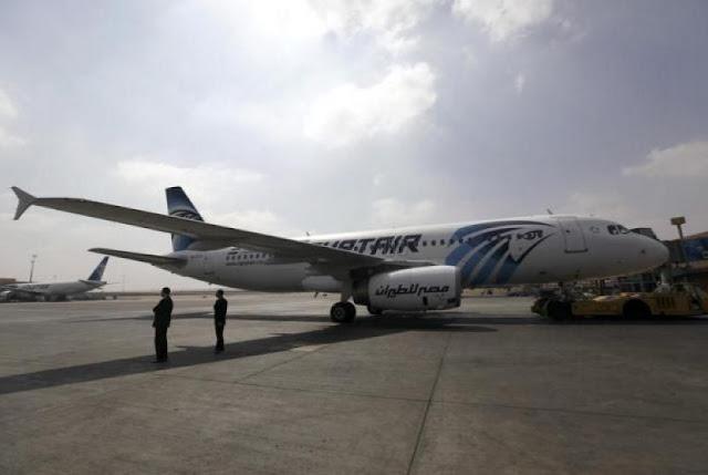 Pesawat EgyptAir Dibajak Teroris