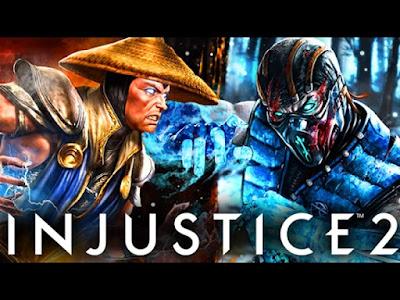 Injustice 2 - Personaggi guest