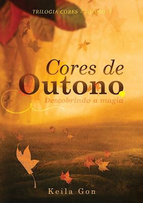 """Cores de Outono"" da Keila Gon"