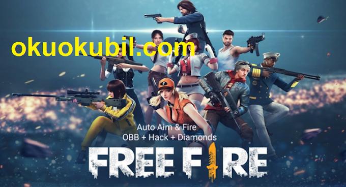 Free Fire v1.43.0 proning Görünmez Ol OBB + Hack  Hileli Mod APK indir