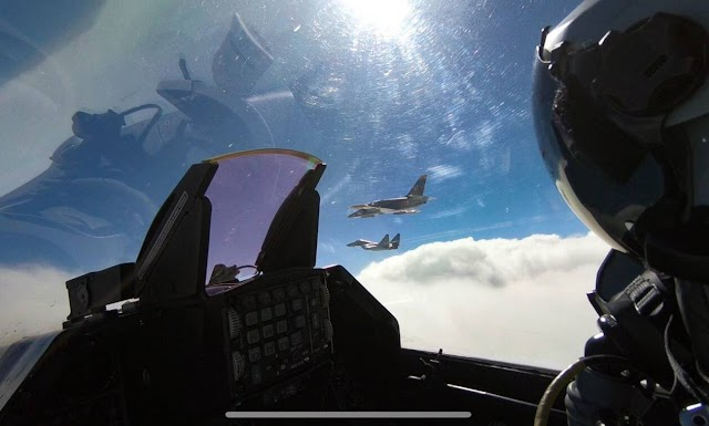 Πολεμική Αεροπορία: Αυτή είναι η Ελληνική «οχιά» που τρέμει ο Ερντογάν-Έτοιμο το πρωτότυπο του F-16 Viper