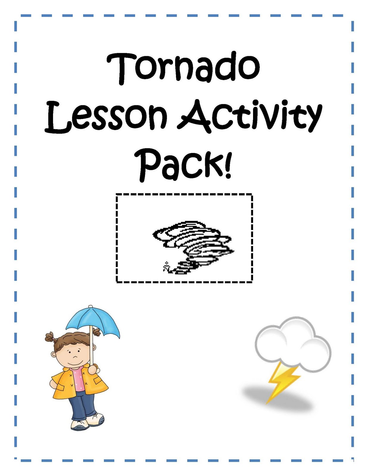 Little Miss Middle School Middle School Tornado Activity