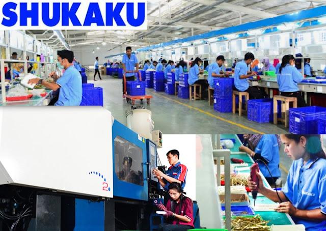 Lowongan Kerja Bagian Staf Accounting Dan Administrasi di PT Shukaku Indonesia (Lulusan SMA/SMK/Setara)