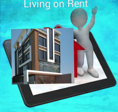 Living on rent