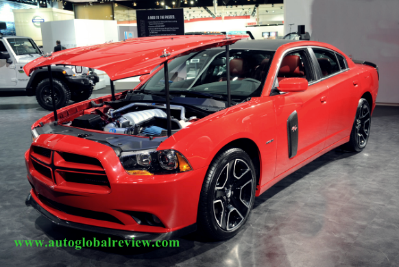 Dodge Charger Redline 2019