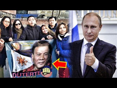 MUST WATCH: RUSSIA AT BUONG MUNDO! Bilib Na Bilib Kay President Duterte A 2016 Year End Report
