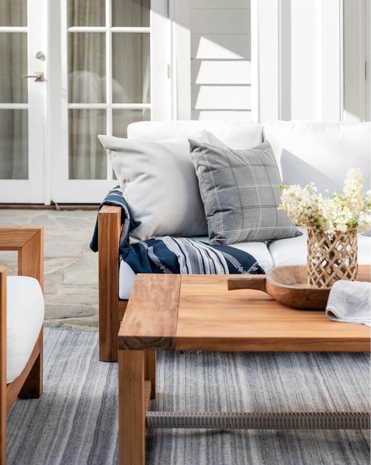 Roden Outdoor Sofa