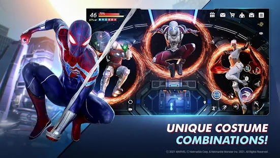 MARVEL Future Revolution Screenshot