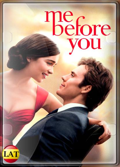 Yo Antes de Ti (2016) DVDRIP LATINO