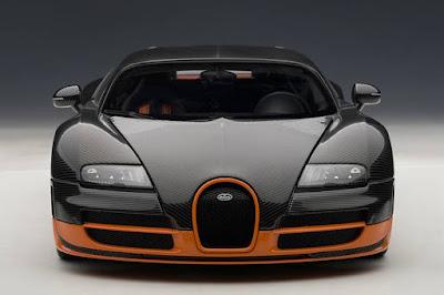 Bugatti Veyron front image