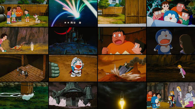 Doraemon The Movie Nobita And The Kingdom of Robot Singham Full Movie In HINDI [HD 720p] Watch Online