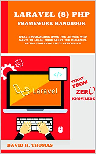 Laravel (8) PHP Framework Handbook in pdf
