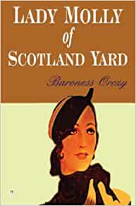 Lady Molly of Scotland Yard is available as a paperback