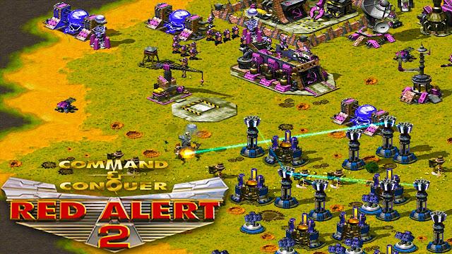 لعبة red alert 2 للكمبيوتر