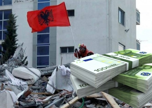 Billionaires are promising millions after the Earthquake: Who will guarantee the collection and destination of money in Albania?!