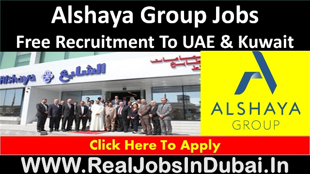 Alshaya Group Jobs In UAE & Kuwait - 2020