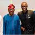 TINUBU GIVES ADVICE TO LAGOS STATE GOVERNOR, SANWO OLU.