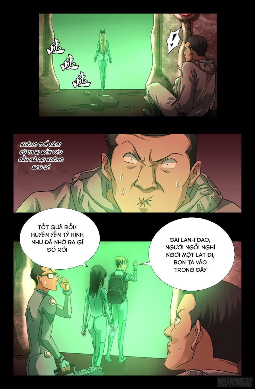 Huyết Ma Nhân chap 354 - Trang 11