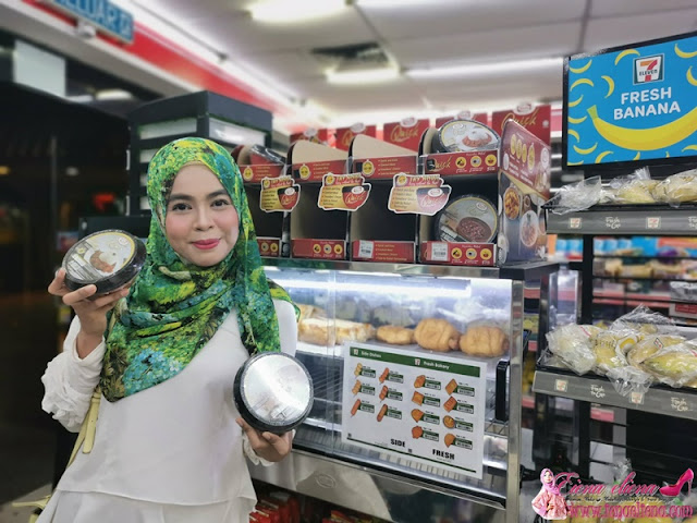 Kart's Quick Meal to Go at 7-Eleven Malaysia