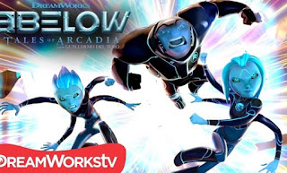 Download 3Below:Tales of Arcadia Season 1 Complete 480p All Episodes