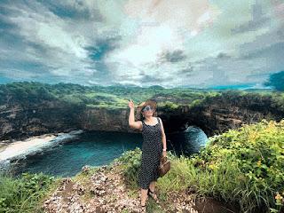 Paket Tour 1 Hari Nusa Penida Bali Bagian Barat