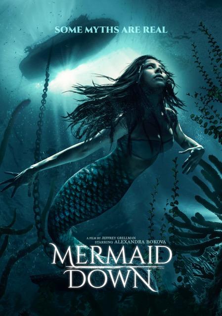Người Cá Báo Thù - Mermaid Down