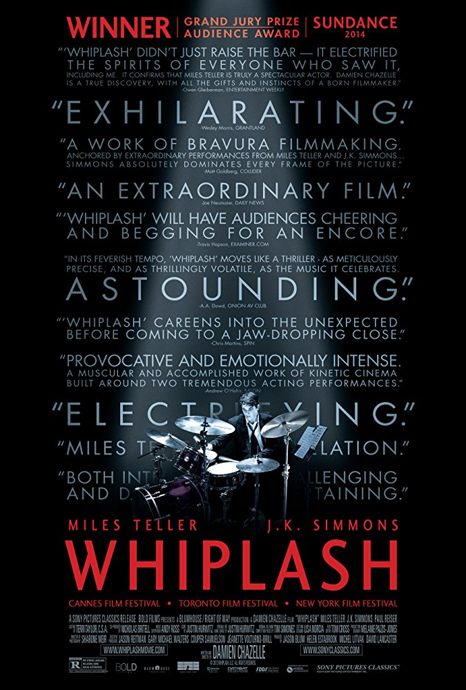 Whiplash 2014 English Movie Bluray 720p