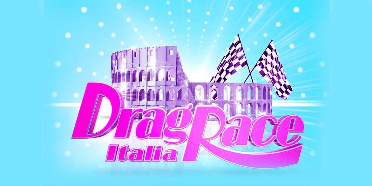 drag race italia logo