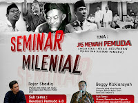 Seminar Milenial Jas Mewah Pemuda
