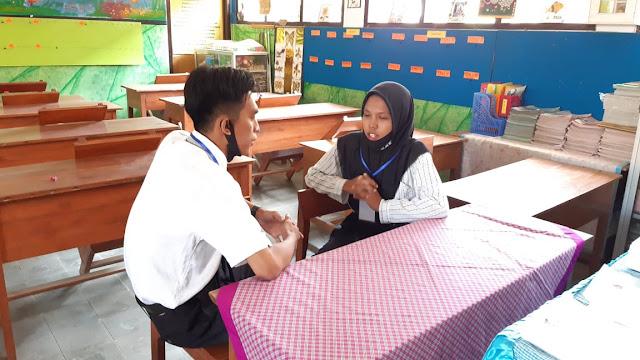 Uji kompetensi keahlian bahasa asing Pokdarwis Situbondo