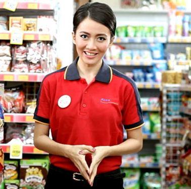 Terbaru, Daftar Lengkap Gaji Pegawai Alfamart