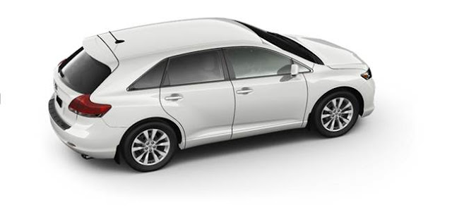 2017 Toyota Venza Review
