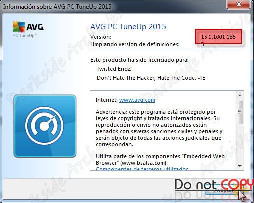 AVG PC TuneUp 2015 15.0.1001.185