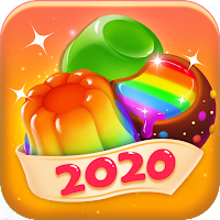 Jelly Jam Crush – Match 3 Mod Apk