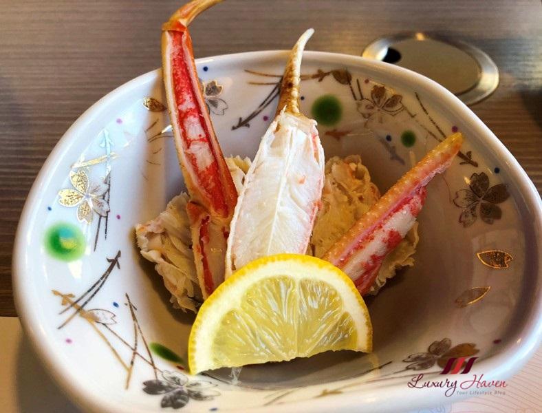 kani doraku dotombori honten boiled snow crab