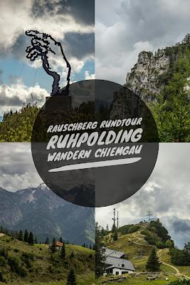 Rauschberg Rundtour Ruhpolding | Wandern Chiemgau | Wanderung Bayerische Voralpen 21