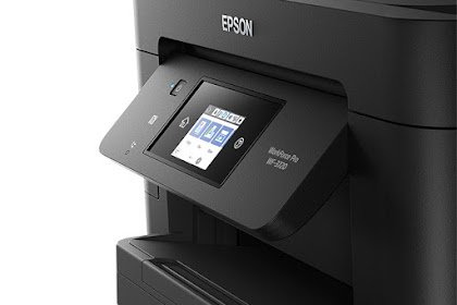 Download Epson WorkForce Pro WF-3720 Drivers