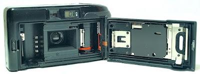 Canon Autoyboy 3 QD (Canon 38mm F2.8 Lens) #745