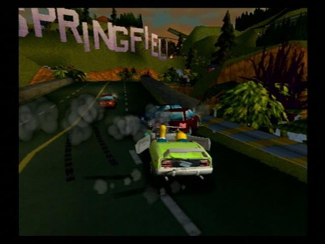 Smashing Into Cars Games