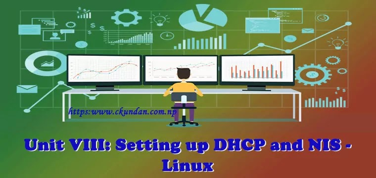 Setting up DHCP and NIS - Linux